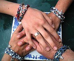 Bracelets grigri été 2011