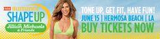 Get a Bikini Body in 4 Weeks - Jillian Michaels' Summer SHAPE Up Workout: Month 1 - Shape Magazine