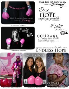 Word Art - Inspired Word Stamps for Your Photos - Scrapbooking Quotes - AsheDesign.com BREAST CANCER AWARENESS  FREEBIE