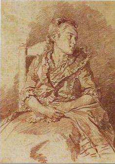 FRAGONARD Jean-Honoré (1732 – 1806 French) -