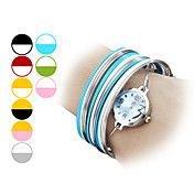 Women's Alloy Analog Quartz Bracelet Watch (A... – AUD $ 8.64