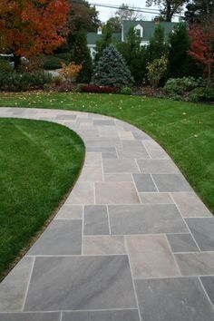 Patio-Pathways on Pinterest | Flagstone Patio, Flagstone and ...