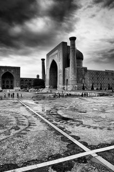 Samarkand | UZBEKISTAN    Missing my dear friend, Shaknoza, hopeful I'll see her again someday.