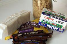 Brickle ingredients