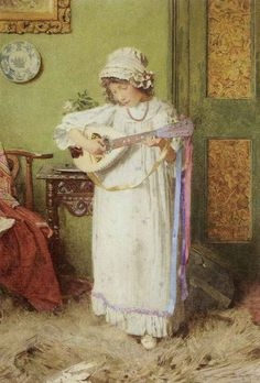 The Young Musician - Carlton Alfred Smith