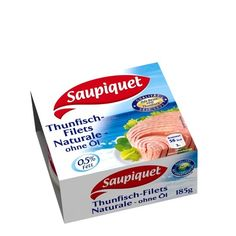 Saupiquet Thunfisch ohne Öl