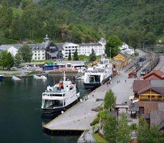 Flam, Aurland, Norway
