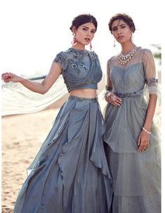 K. Anshika Indian Wedding Gowns, Indian Dresses, Indian Outfits, Wedding Dresses, Indian Fashion Trends, Indian Designer Outfits, Designer Dresses, Myanmar Traditional Dress, Traditional Dresses