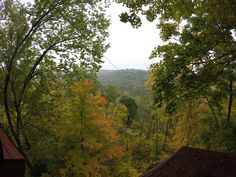 In Ohio's Largest Playground, the views are gorgeous even in the rain.
