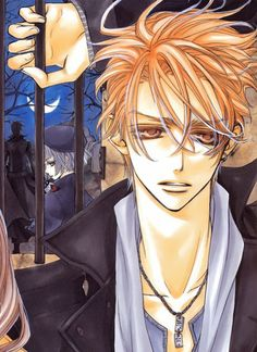 Kain #Vampire#Knight