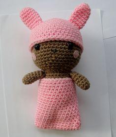 Bunny baby by Ana Paula Rimoli, via Flickr