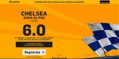 CHELSEA A CUOTA 6.0 EN BETFAIR.ES