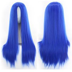 Wigs Synthetic Long Straight Hair Fake Center Parting Heat Resistant Cosplay Costume SIMILLER Brand Multiple Colors Available Cheap Cosplay Wigs, Cheap Wigs, Synthetic Lace Front Wigs, Synthetic Wigs, Short Hairstyles For Women, Afro Hairstyles, Blonde Pixie Cuts, Long Hair Wigs, Short Straight Hair