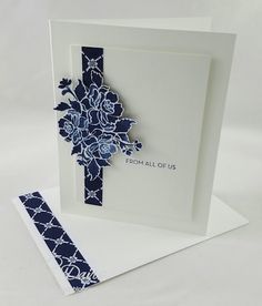 A Little Fussy Cut in Blue by tjdstampsalot -FS519 at Splitcoaststampers