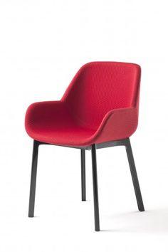 Kartell | Clap Armchair by Patricia Urquiola
