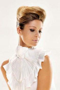 Chignon Saint Algue - Les plus belles coiffures de mariée