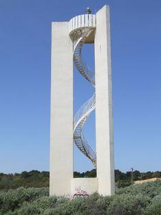 Canet #lighthouse [1977 - Canet-en-Roussillon, Languedoc-Roussillon, #France]…
