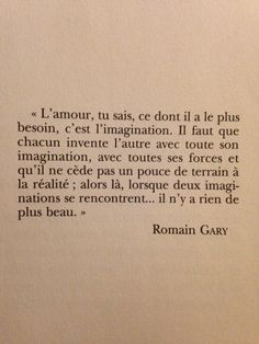 ... love quotes poésie littérature citations romain gary citation les
