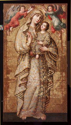 Ntra. Sra. de la Antigua, Museo Regional de Querétaro, Qro.   Flickr: Intercambio de fotos