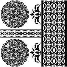 islamic pattern vector free - بحث Google