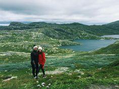 Hikes in Norway
