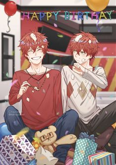 Saeyoung and Saeran! Mystic Messenger Yoosung, Luciel Choi, Mystic Messenger Characters, Saeran Choi, Otaku, Mini Comic, Bubbline, Shall We Date, Illustrations