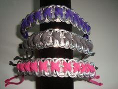 Bracelets From Soda Can Tabs