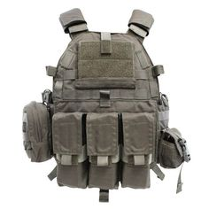 Workplace Safety Supplies Tan Strong Resistance To Heat And Hard Wearing Cooperative Aa Shield Molle Hunting Plates Carrier Mbav Style Military Tactical Vest