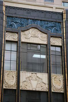 O… Oregon Berg Building, Portland, Oregon