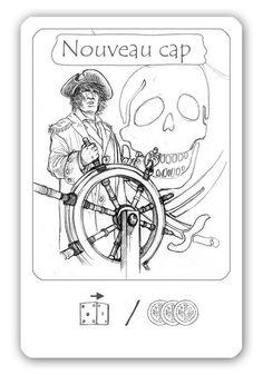 W.I.P Pirates, Illustration, Image, Illustrations