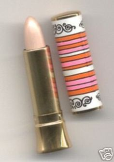 Yardley frosted lipstick. In high school, this was my favorite, especially the white one!