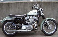 Custom Harley-Davidson XL Sportster 1986-2003 | H-D XLH Sportster late 1950's look