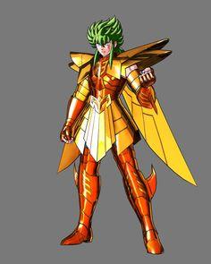 Saint Seiya: Brave Soldiers. Isaac