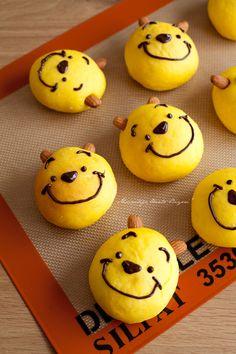 Winnie the Pooh bread