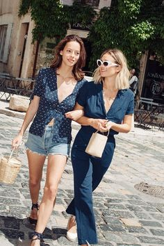 Some fashion inspiration to channel your inner french girl.