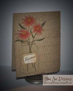 Friendship jar by papertrey ink