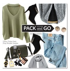 Pack and Go by oshint on Polyvore featuring polyvore fashion style Dickies Gucci Vero Moda Chanel clothing