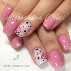 Red nails are great for parties - so why not get funkier with those talons this Valentine's Day! From arty doodles to patchwork hearts - we'll have your nails Love Nails, Pretty Nails, Valentine Nail Art, Heart Nails, Toe Nail Designs, Super Nails, Fabulous Nails, Creative Nails, Holiday Nails
