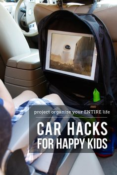 Whether your family routinely does a ten hour trip to grandma's every Thanksgiving, or you just find yourself in the car shuttling kids around A LOT now that school's back in session – a well organized and entertaining car environment can be a parent's best friend! Today Alli is teaming up with MPMK's newest sponsor, …