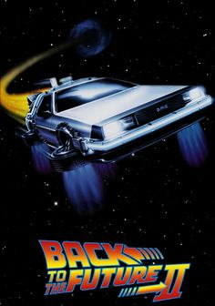 Back to the Future - Part II, Robert Zemeckis, Christopher Lloyd, Michael J. Action Movie Poster, Movie Posters, Iconic 80s Movies, Back To The Future Party, Badass Movie, Future Wallpaper, Bttf, Movie Wallpapers, Son Goku