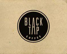 Black Tap Coffee Shop Logo by Jerron Ames