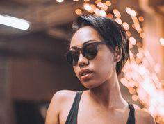 Handmade PingPong Wood Sunglasses