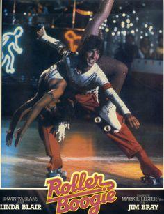 Por el mundo sobre unos patines: Film: Roller Boogie (1979)
