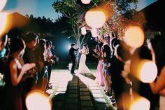 """Wedding reception """" grand enterance """" tirtha luhur bali"""