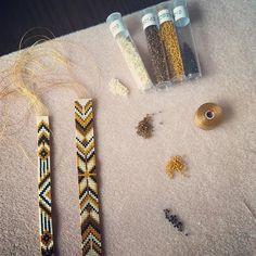 Loom Bracelet Patterns, Bead Loom Bracelets, Bead Loom Patterns, Peyote Patterns, Beading Patterns, Seed Bead Jewelry, Bead Jewellery, Seed Beads, Beaded Jewelry