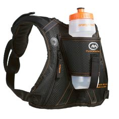 The HydraQuiver | Orange Mud for no bounce hydration