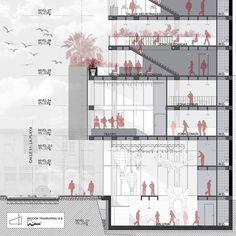 """2,082 curtidas, 6 comentários - Comunidad De Estudiantes™ (@entre.estilos) no Instagram: """"S E C C I Ó N Torre Plataforma - Edificio Específico UPB Medellín Técnicas por:@ptr.art…"""""""