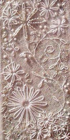 Beautiful embroidery!