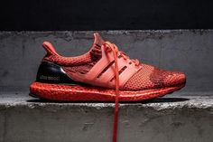 795df5bc08333 Here s Your First Look at the Red adidas UltraBOOST