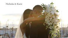 Nick & Kacie at Bali Hai Restaurant. Videographer Xavier M. Wedding Videos, Bali, Restaurant, Photo And Video, Wedding Dresses, Bride Dresses, Bridal Gowns, Diner Restaurant